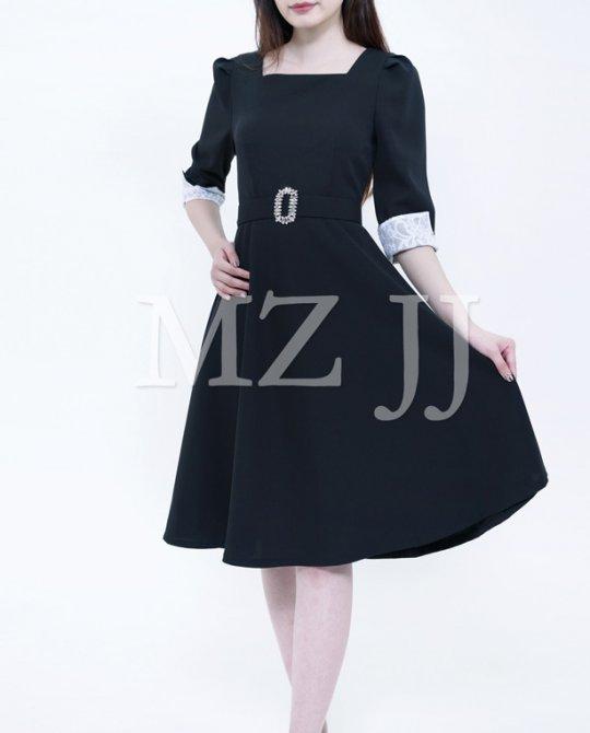 OP12897BK Dress