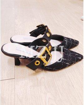 SD10124BK Sandals