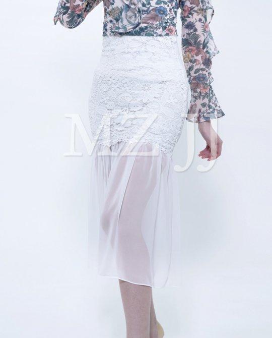 SK10757WH Skirt