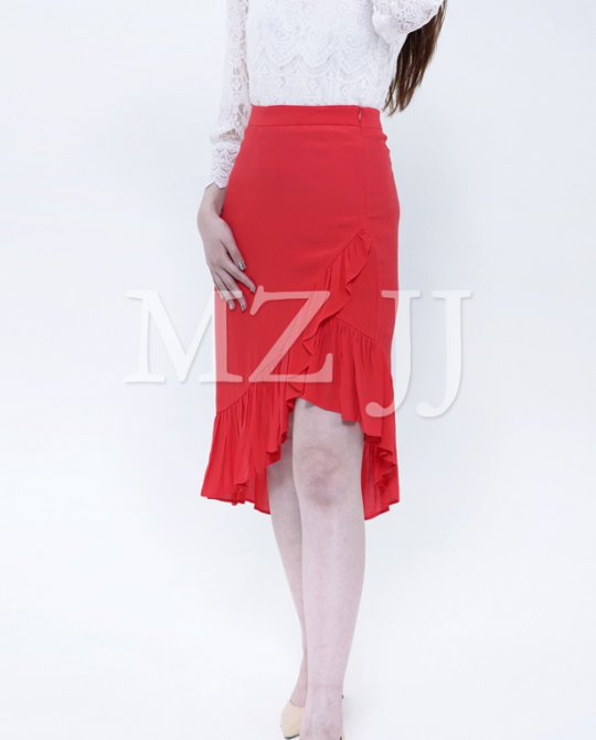 SK10759RD Skirt