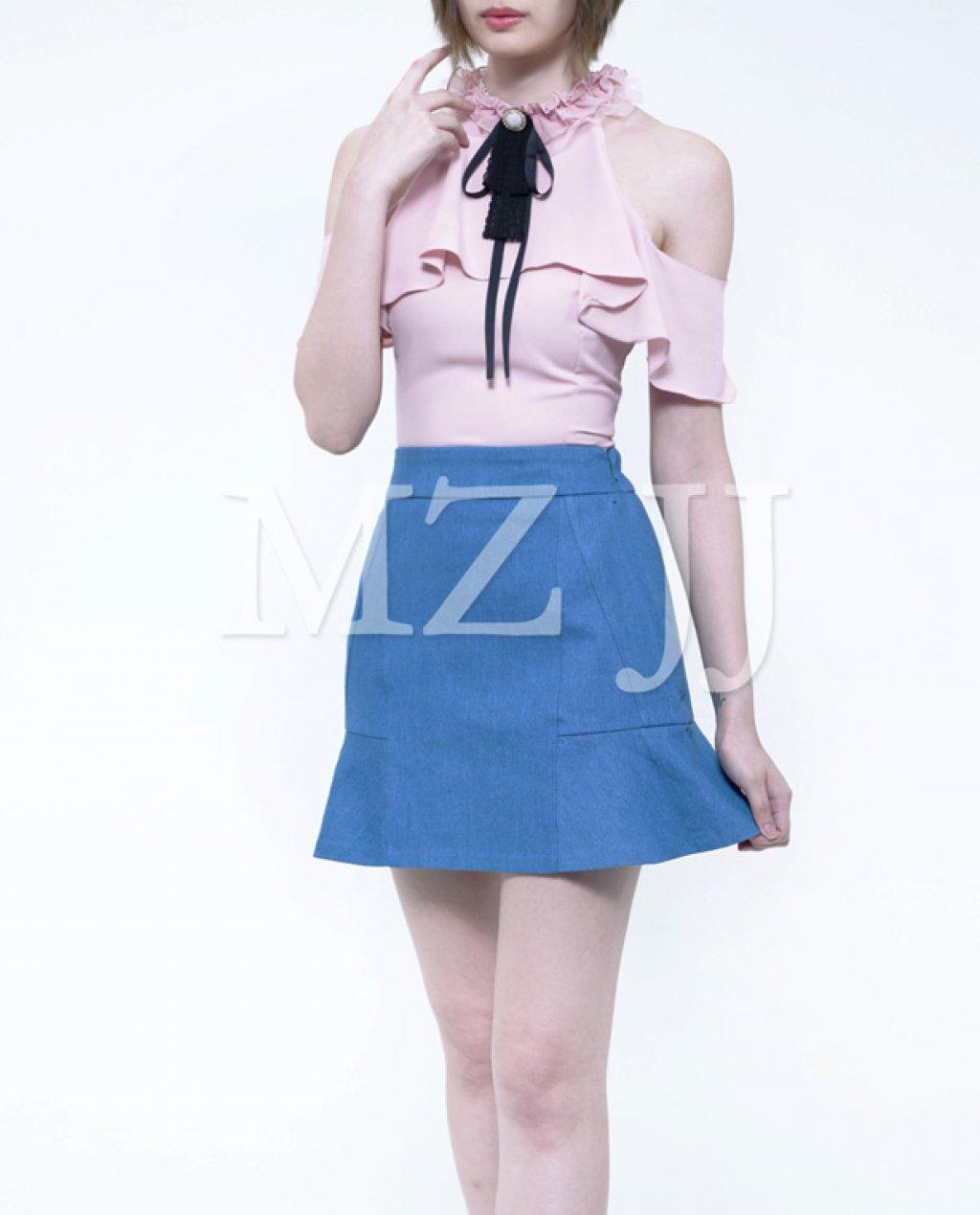 SK10762BU Skirt