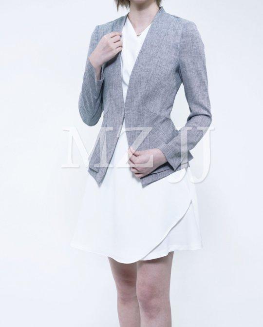 JK10181LGY Jacket