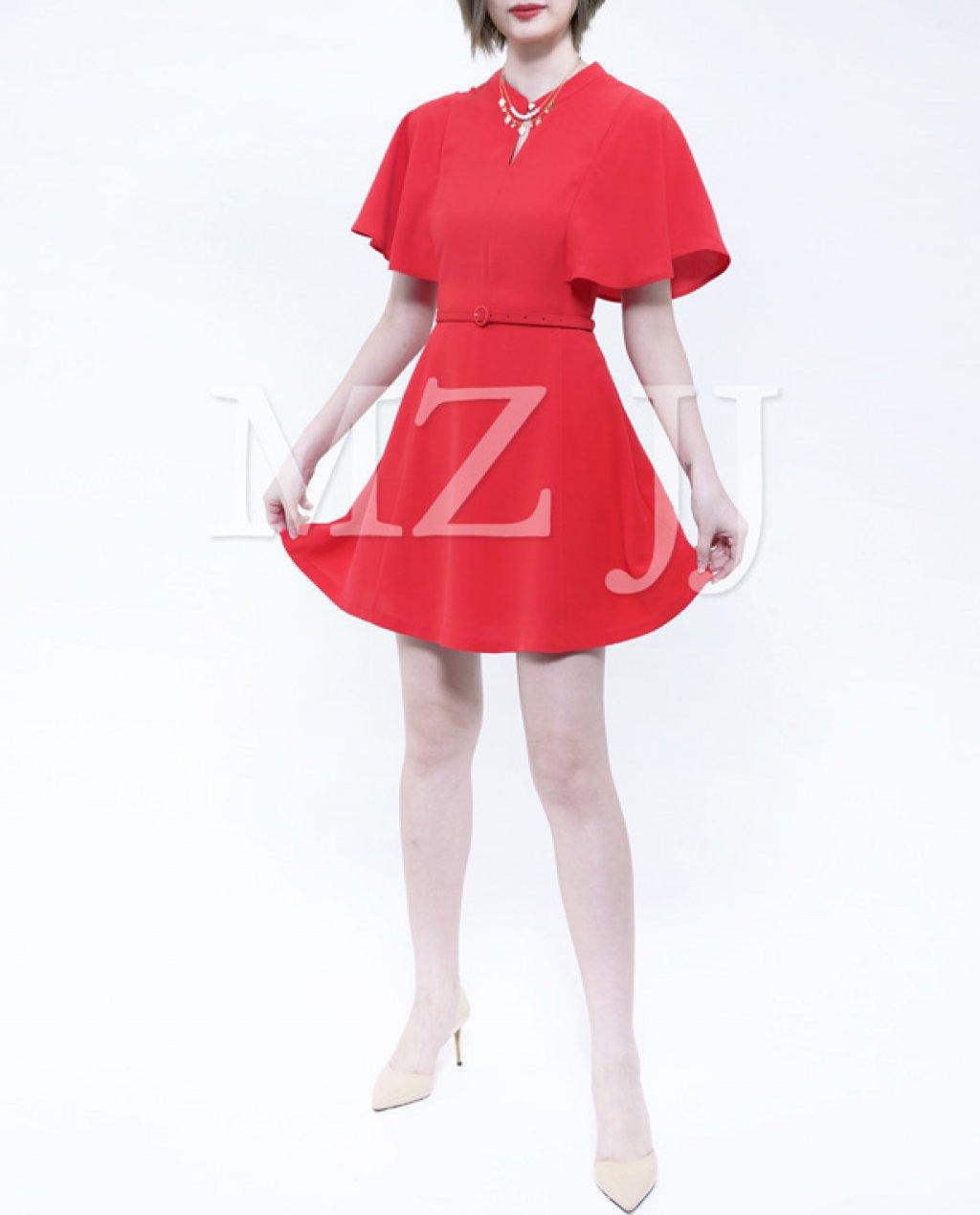OP12926RD Dress