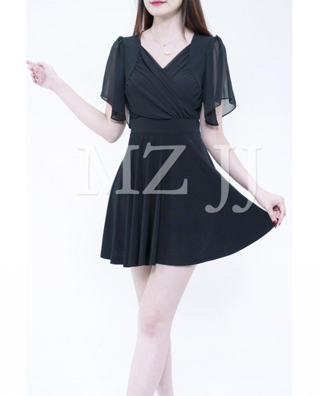 OP12929BK Dress