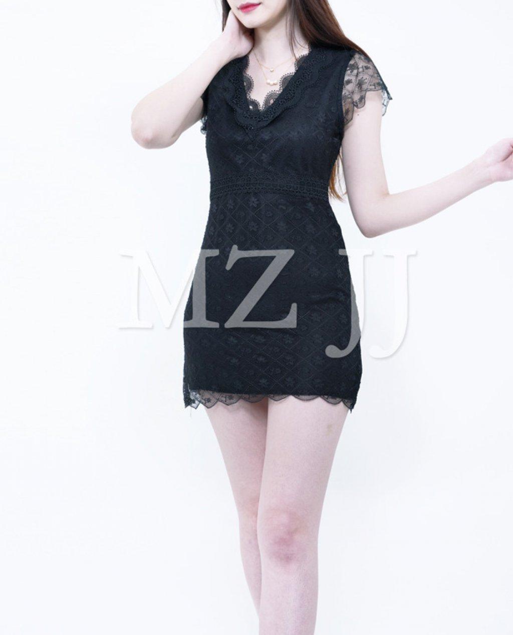 OP12932BK Dress
