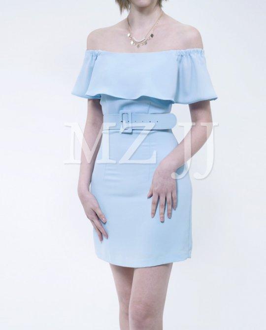 OP12934BU Dress