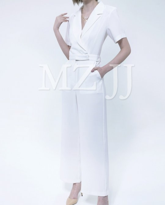 OP12935WH Dress