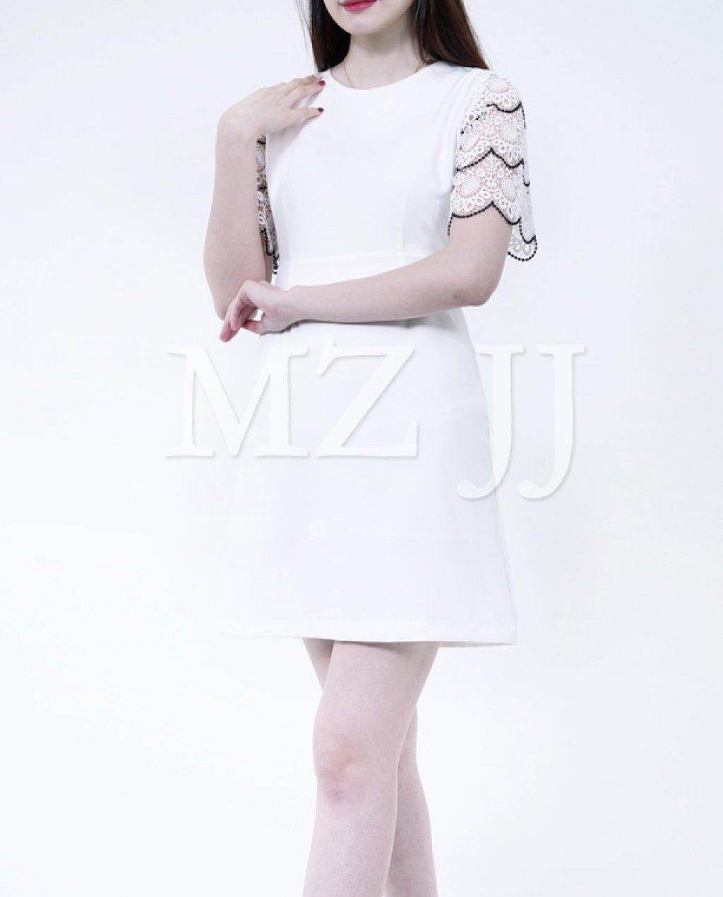 OP12938WH Dress