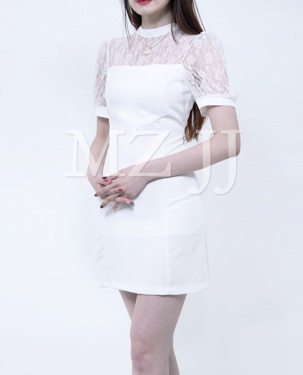 OP12939WH Dress