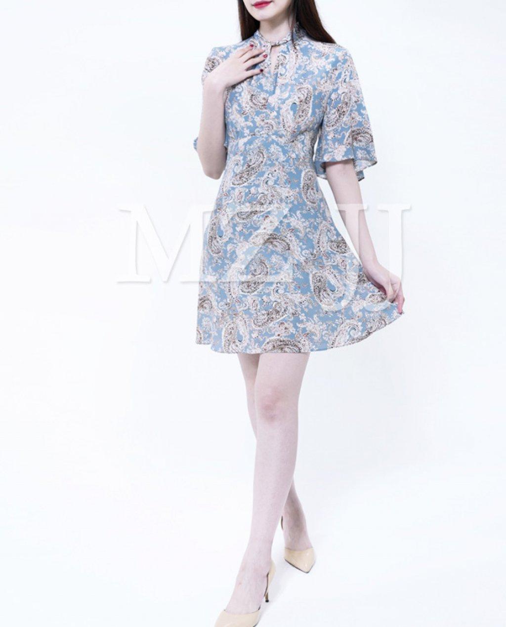 OP12940BU Dress