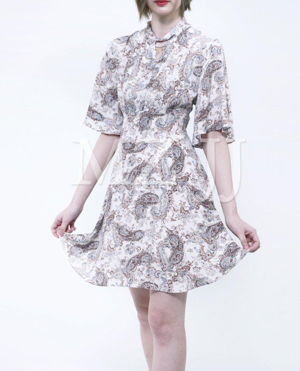 OP12940WH Dress
