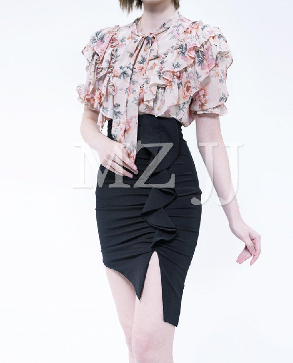 SK10772BK Skirt