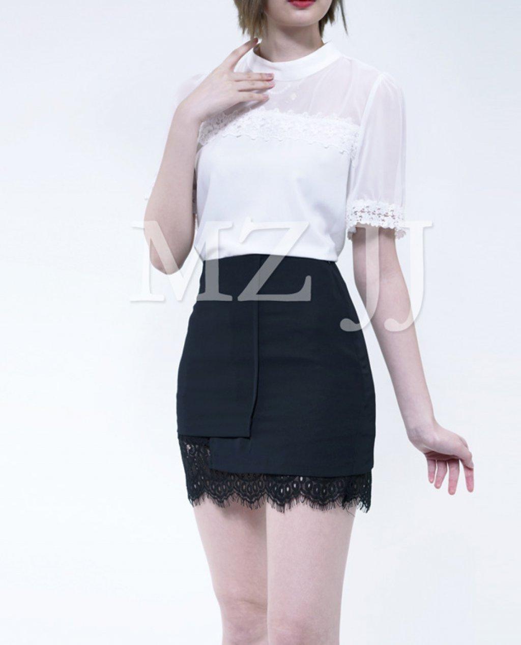 SK10776BK Skirt