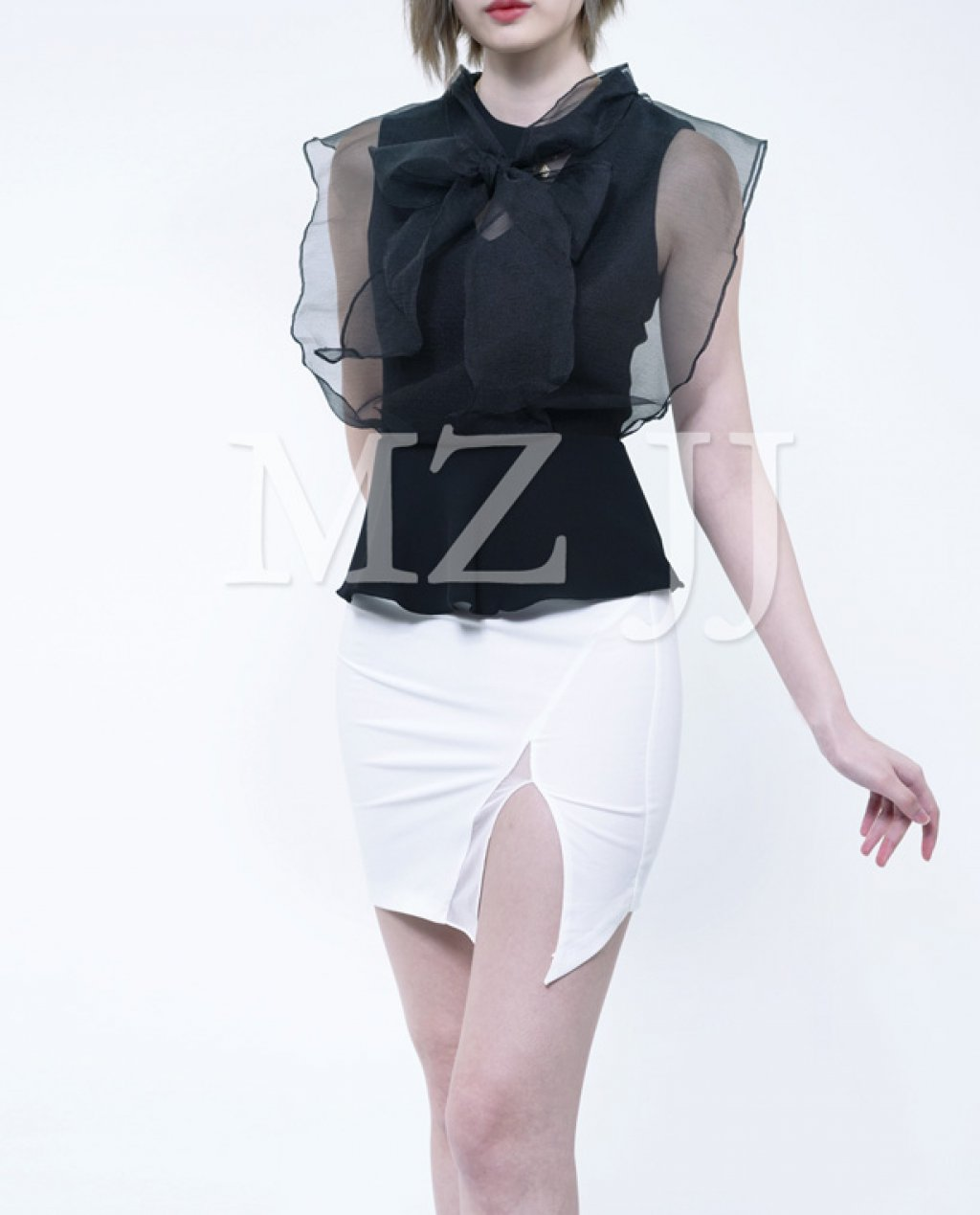 SK10777WH Skirt