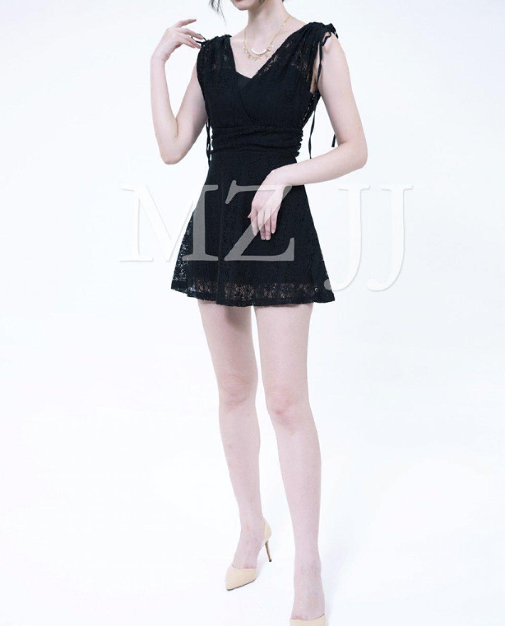OP13023BK Dress
