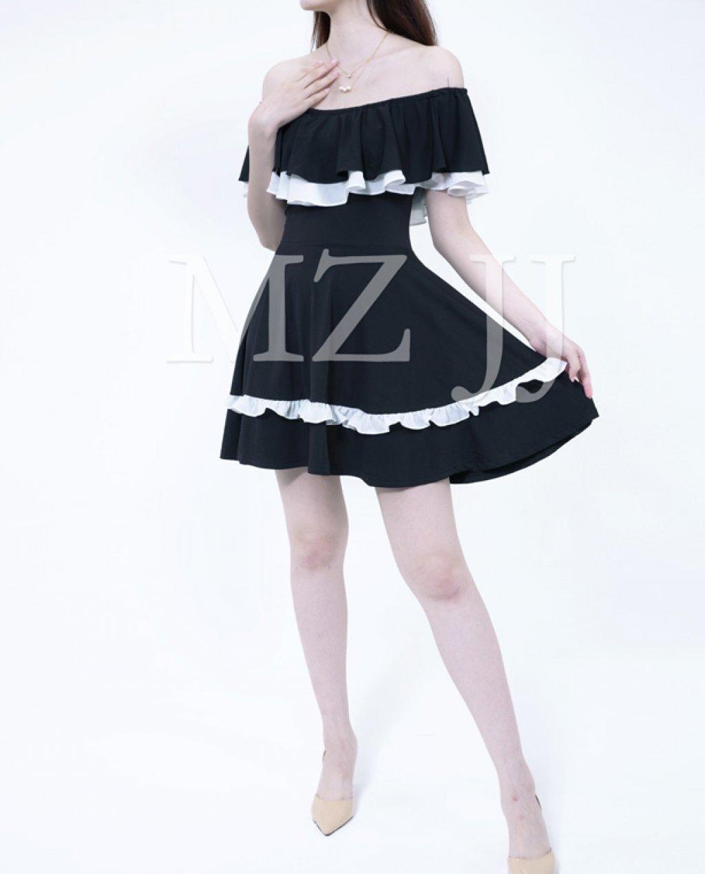 OP13039BK Dress