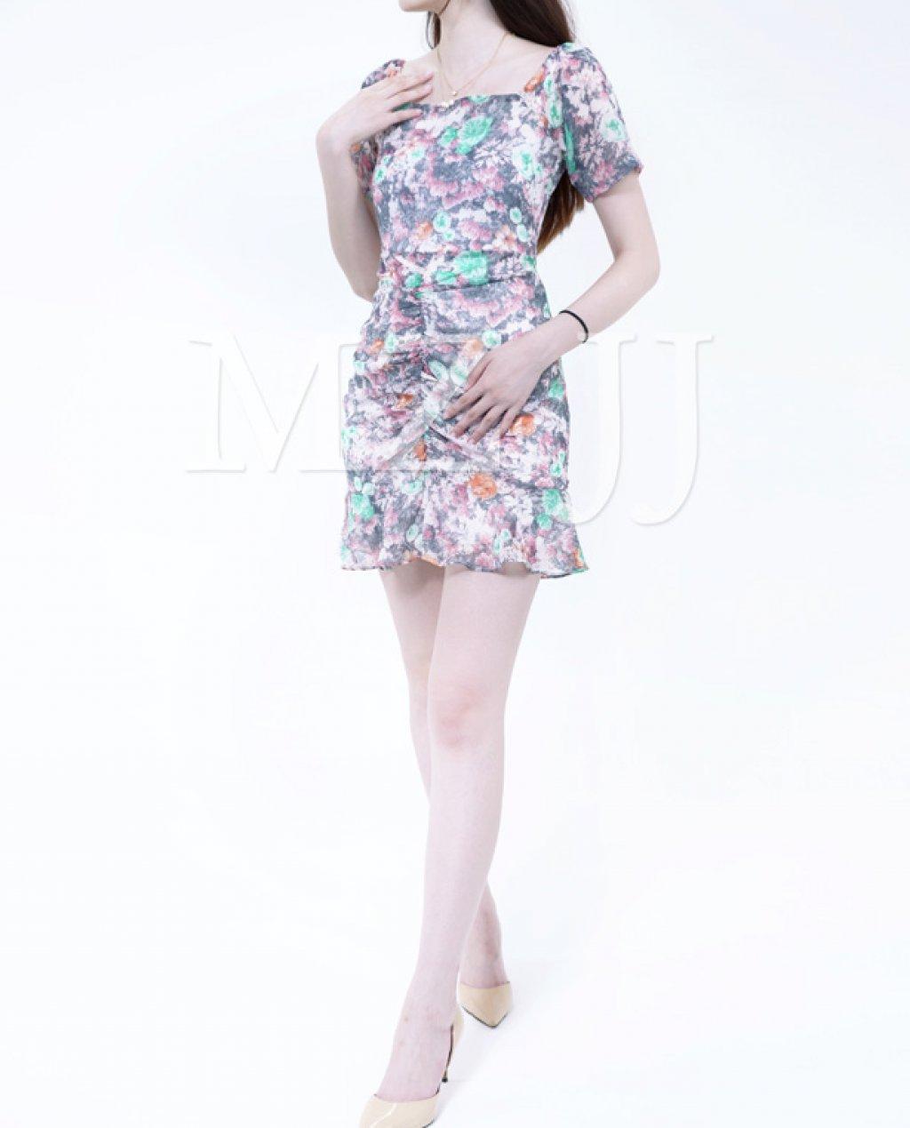 OP13042GN Dress