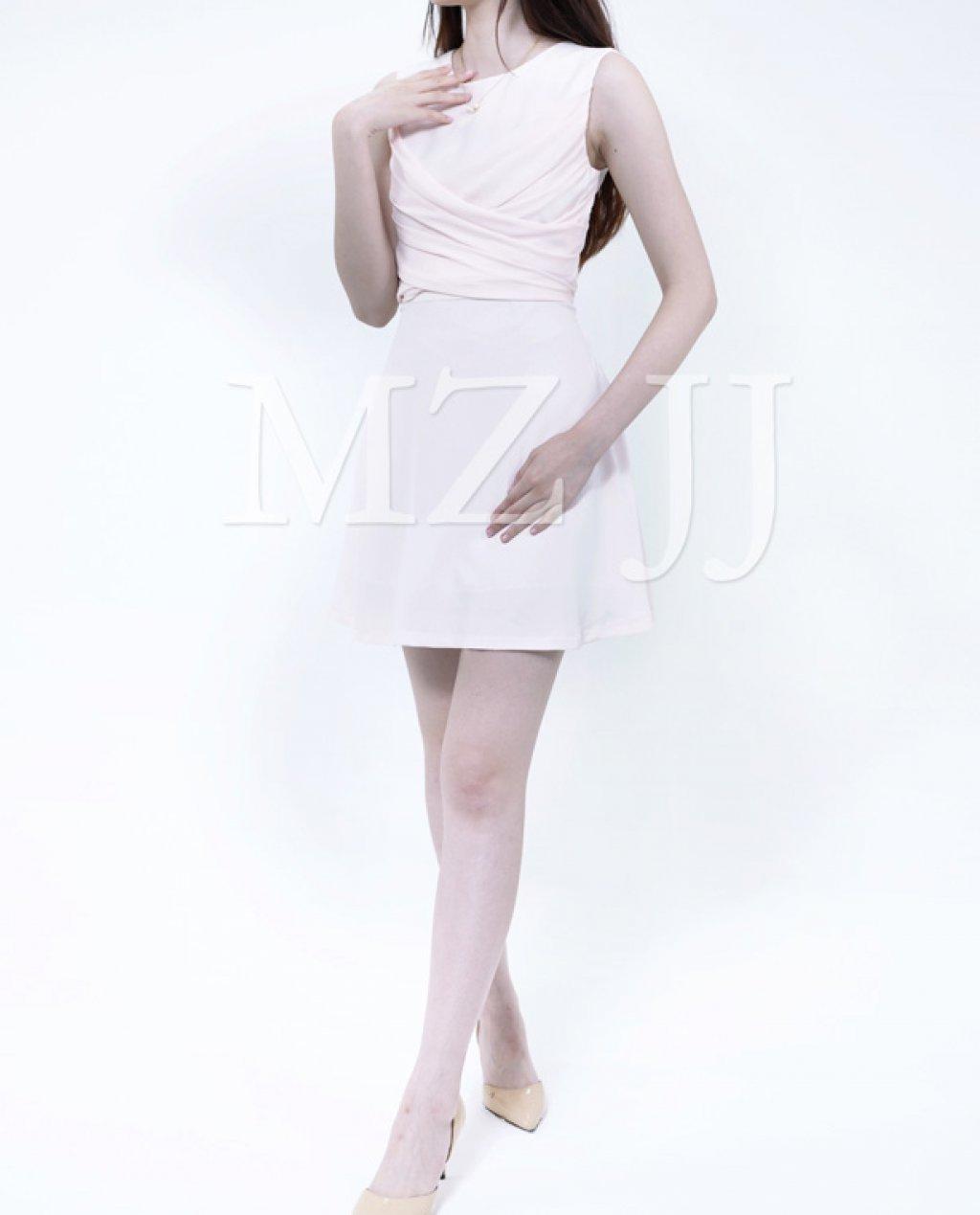 OP13043WH Dress