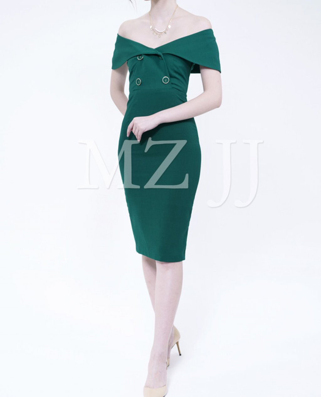 OP13046GN Dress