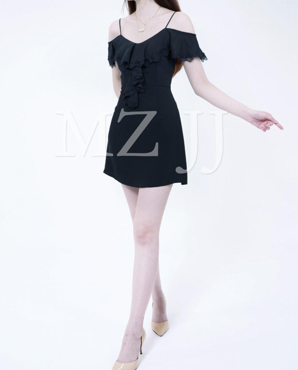 OP13047BK Dress