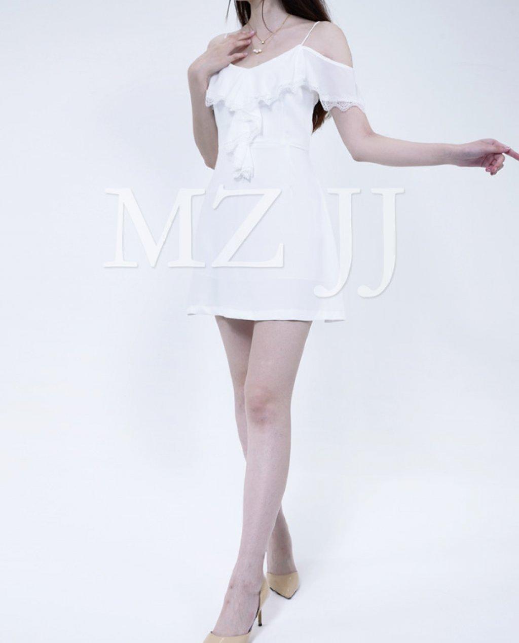 OP13047WH Dress