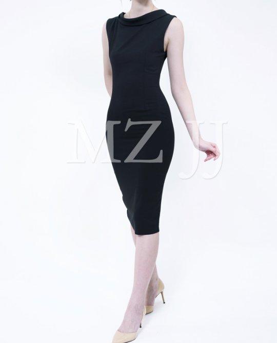 OP13049BK Dress