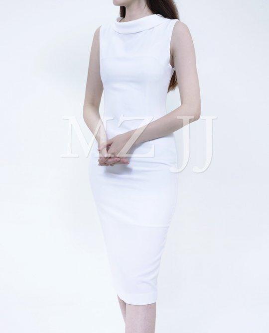OP13049WH Dress