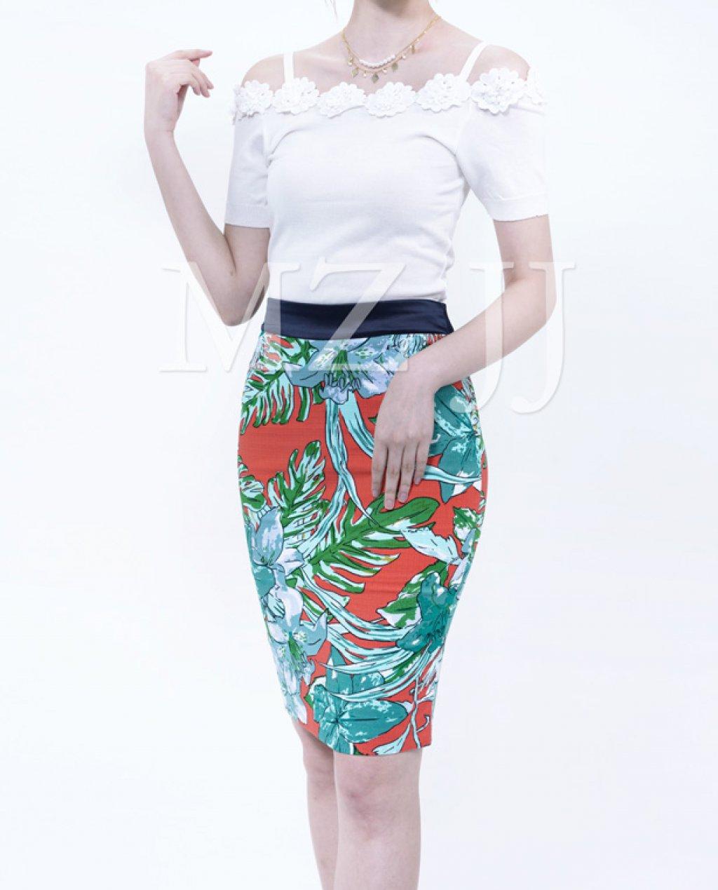 SK10805OR Skirt