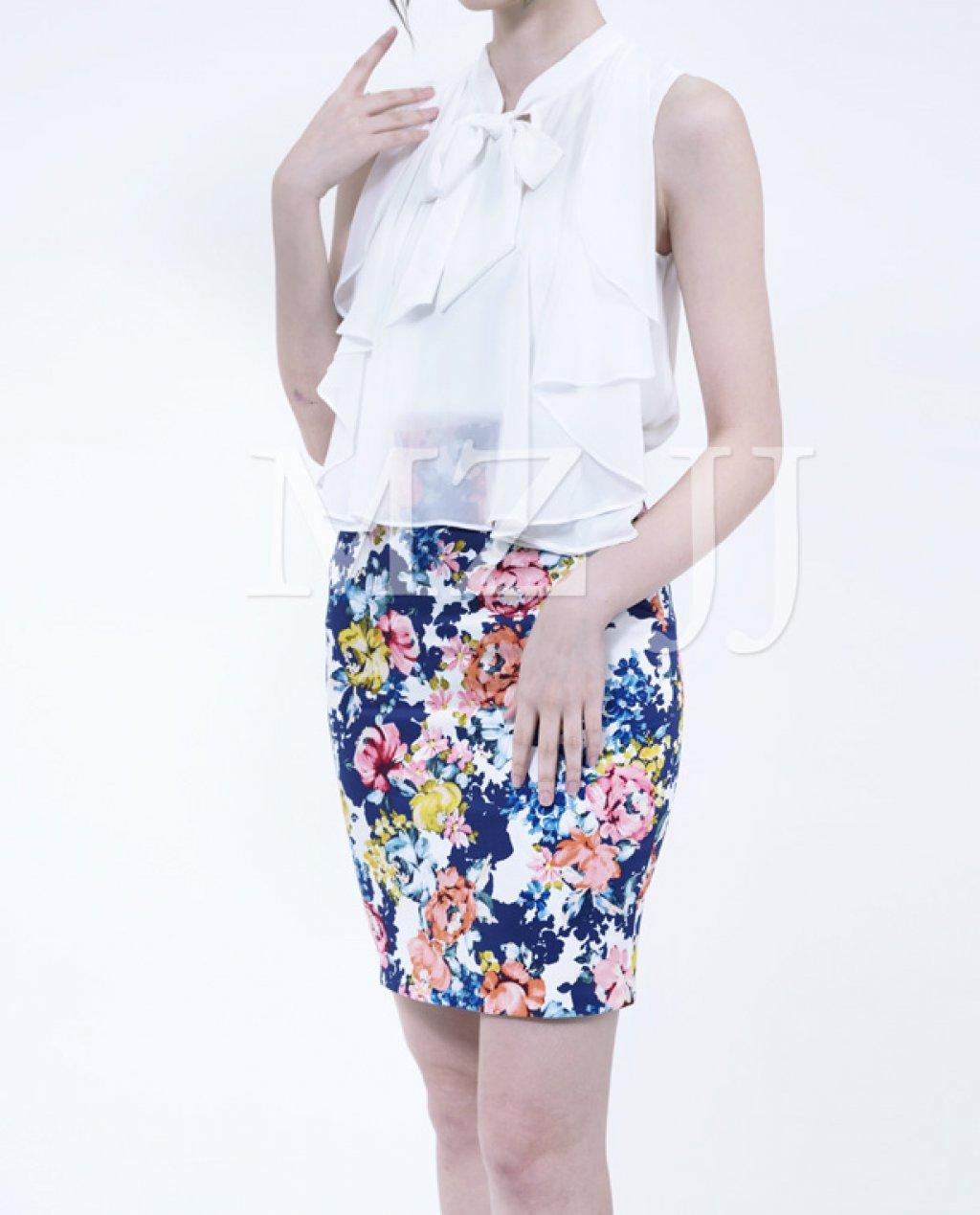 SK10807BU Skirt