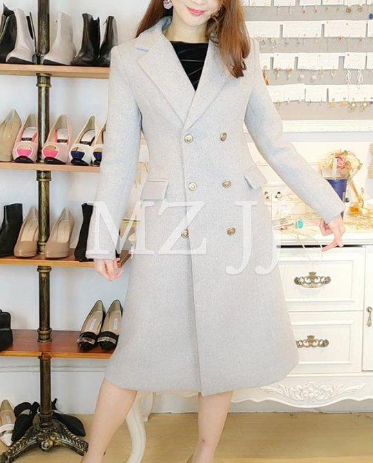 CT10217LGY Coat
