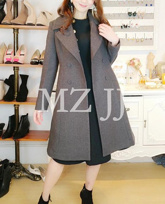 CT10223BK Coat