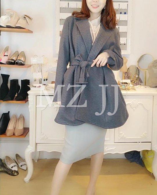 JK10370LGY Jacket