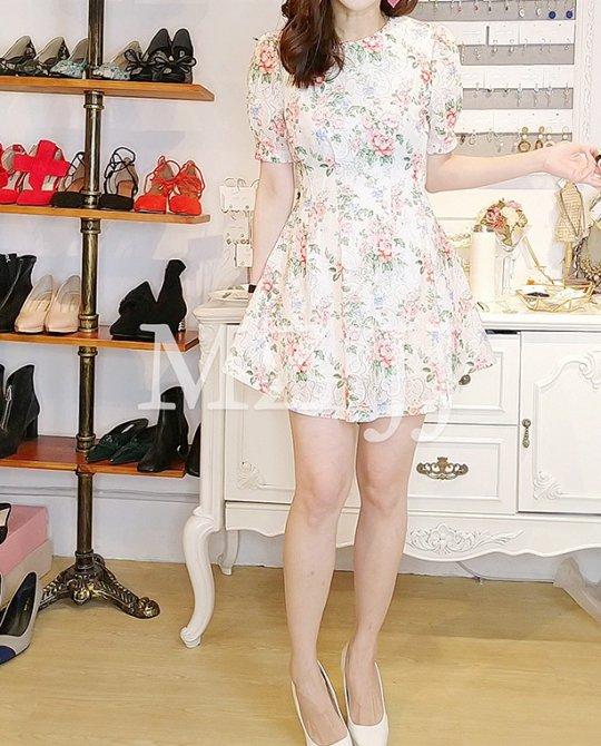 OP13669WH Dress