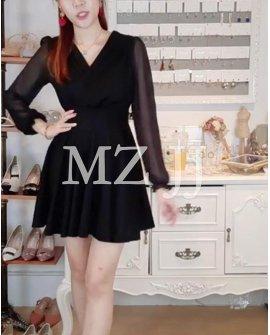 OP14009BK Dress
