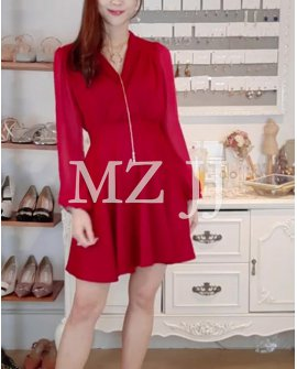 OP14009RD Dress