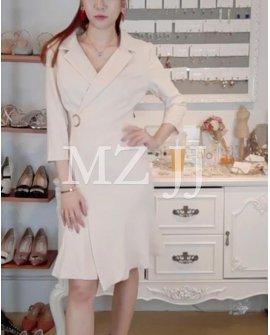 OP14010WH Dress