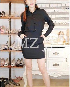 OP14011BK Dress