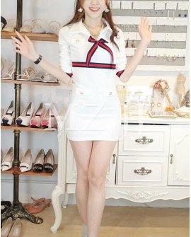 OP14016WH Dress
