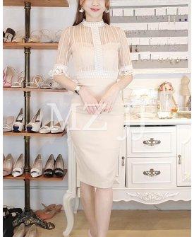 OP14018BE Dress