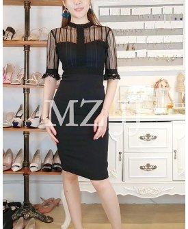 OP14018BK Dress