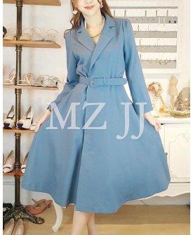 OP14020BU Dress