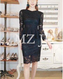OP14021BK Dress