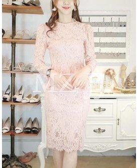 OP14021PK Dress