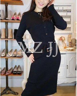 OP14042BK Dress