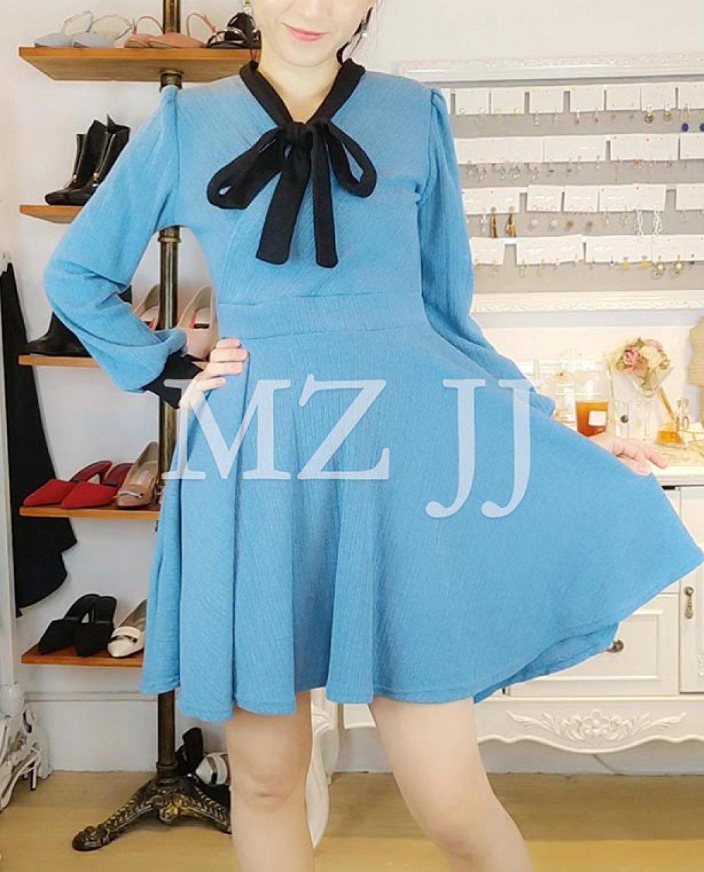 OP14072BU Dress