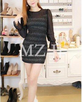 OP14153BK Dress