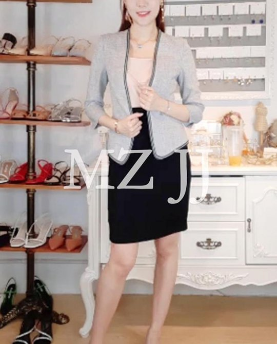 BZ10456LGY Blazer