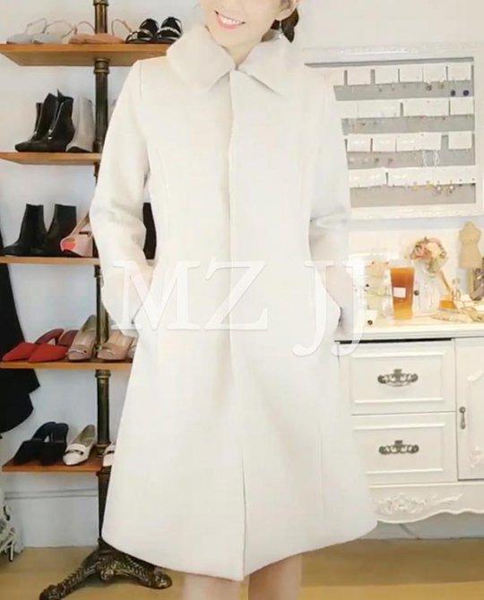 CT10218WH Coat