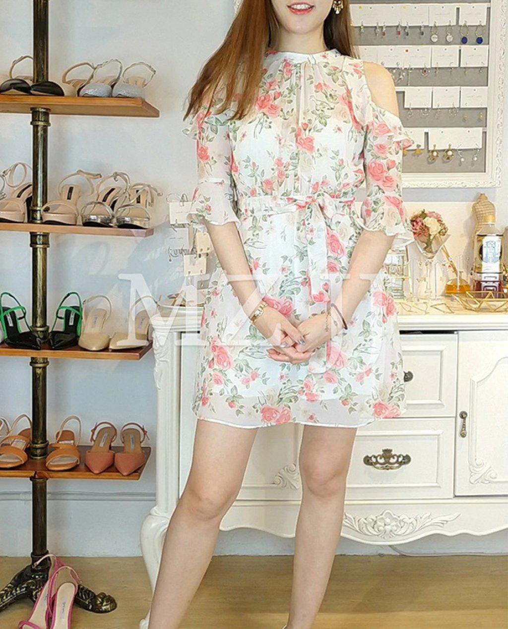 OP13871WH Dress