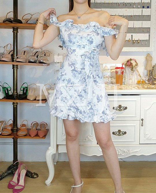 OP13895BU Dress